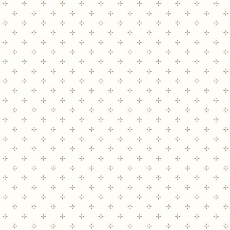 Papier Peint Vinyle Motifs Cuisine Geometriques Blanc Beige