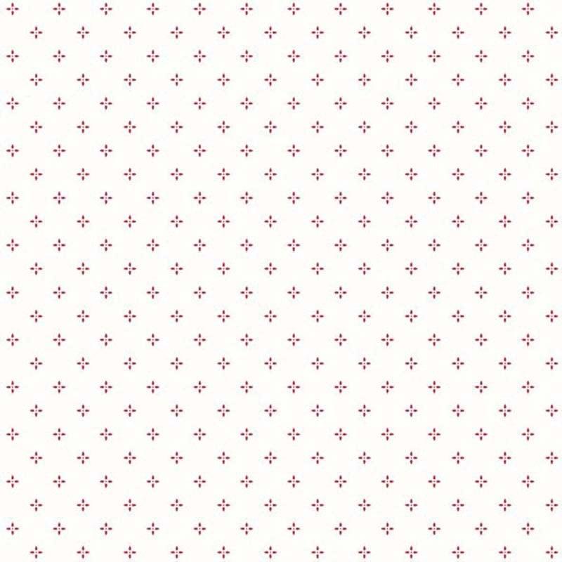 Papier Peint Vinyle Motif Cuisines Petites Feuilles Rouge Gris