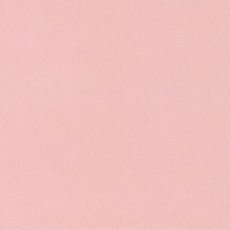 Papier Peint Vinyle Uni Hexagone Rose Poudre Leroy Merlin