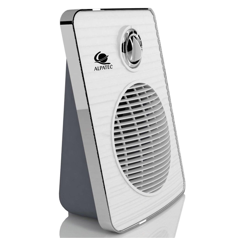 Radiateur soufflant salle de bain mobile lectrique taurus alpatec 2000 w leroy merlin - Radiateur salle de bain electrique ...