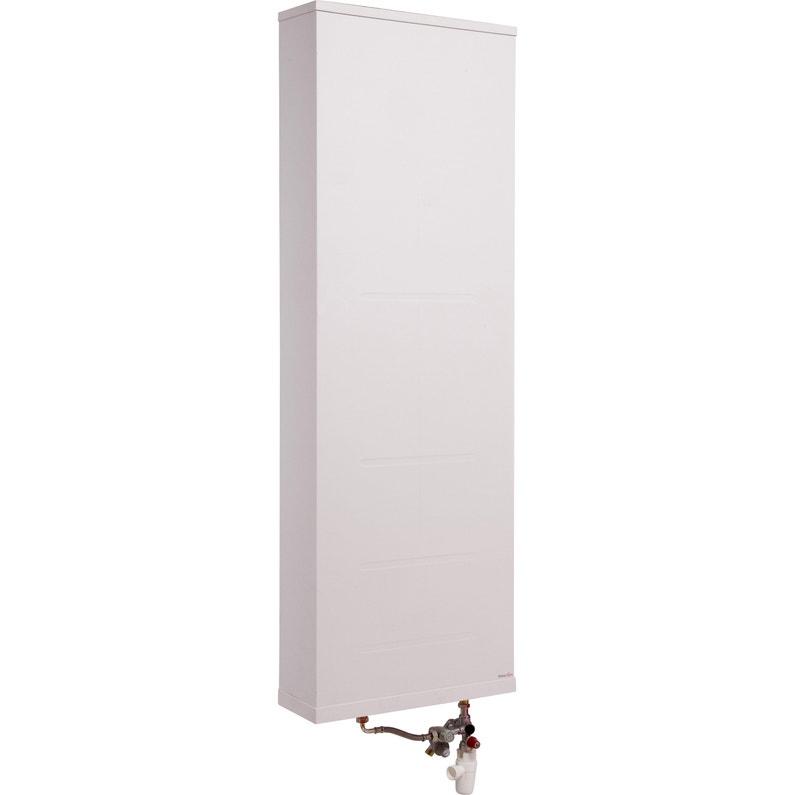Chauffe Eau électrique Plat Vertical Mural Waterslim Wts100 100 L