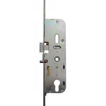 Serrure encastrée multipoint FERCO trimatic, axe 40 mm