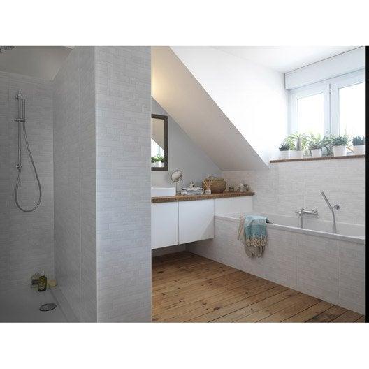 lambris pvc blanc mate element white grosfillex x. Black Bedroom Furniture Sets. Home Design Ideas
