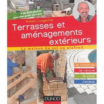 Terrasses et aménagements extérieurs, Dunod