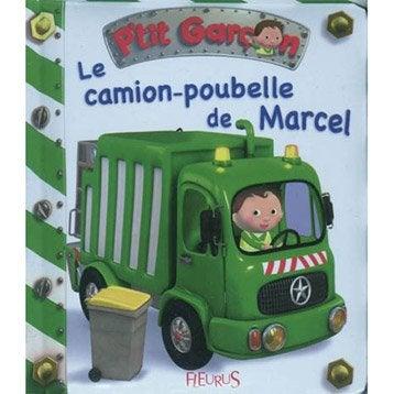 Le camion-poubelle de Marcel, Fleurus