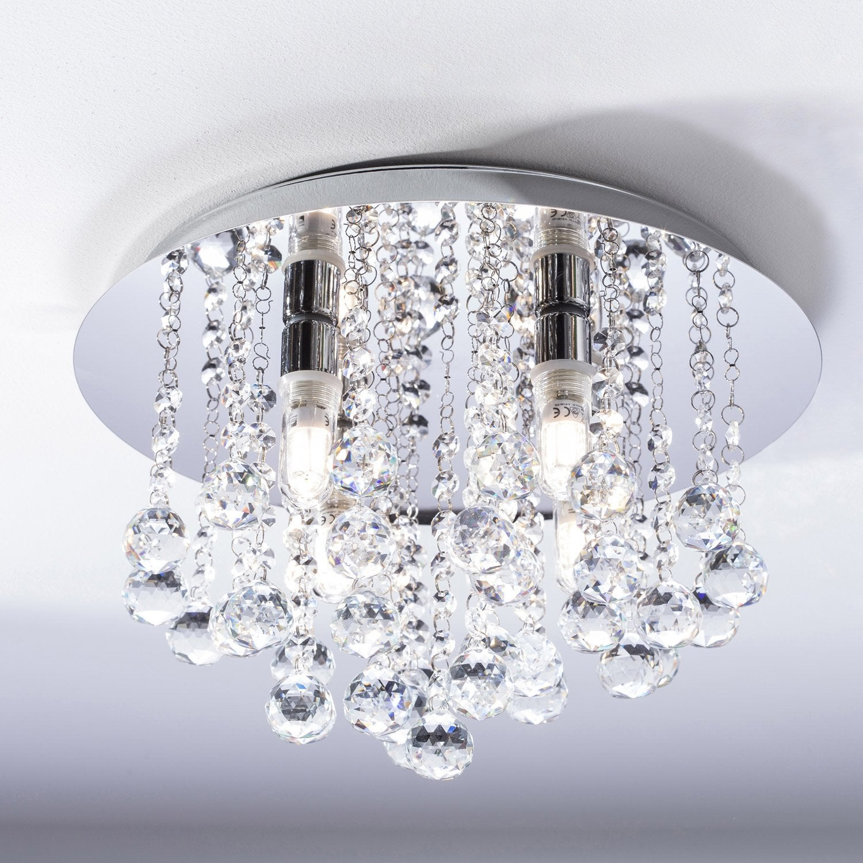 Eclairage Salle De Bains   Luminaire Intérieur Au Meilleur Prix | Leroy  Merlin