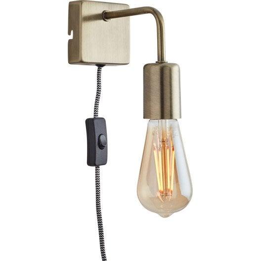 Applique murale - Lampe | Leroy Merlin