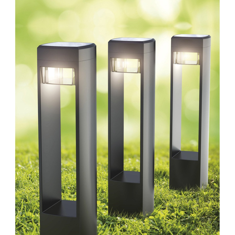 eclairage de jardin solaire Leroy Merlin