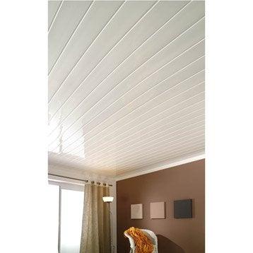 lambris pvc parquet plancher et lambris leroy merlin. Black Bedroom Furniture Sets. Home Design Ideas