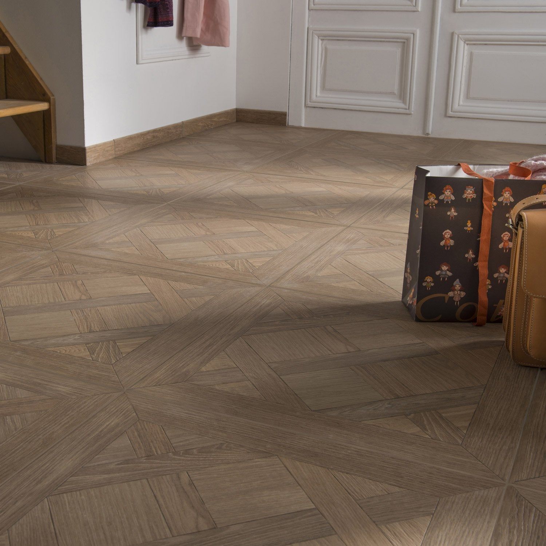 carrelage sol et mur naturel effet bois trianon x cm leroy merlin. Black Bedroom Furniture Sets. Home Design Ideas