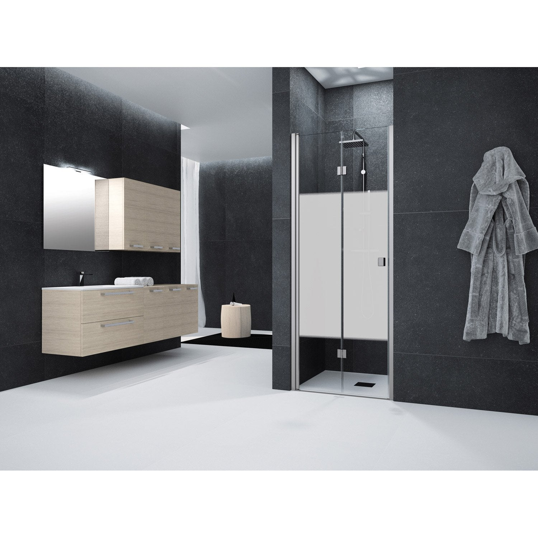 porte de douche pivot pliante 70 cm s rigraphi neo. Black Bedroom Furniture Sets. Home Design Ideas