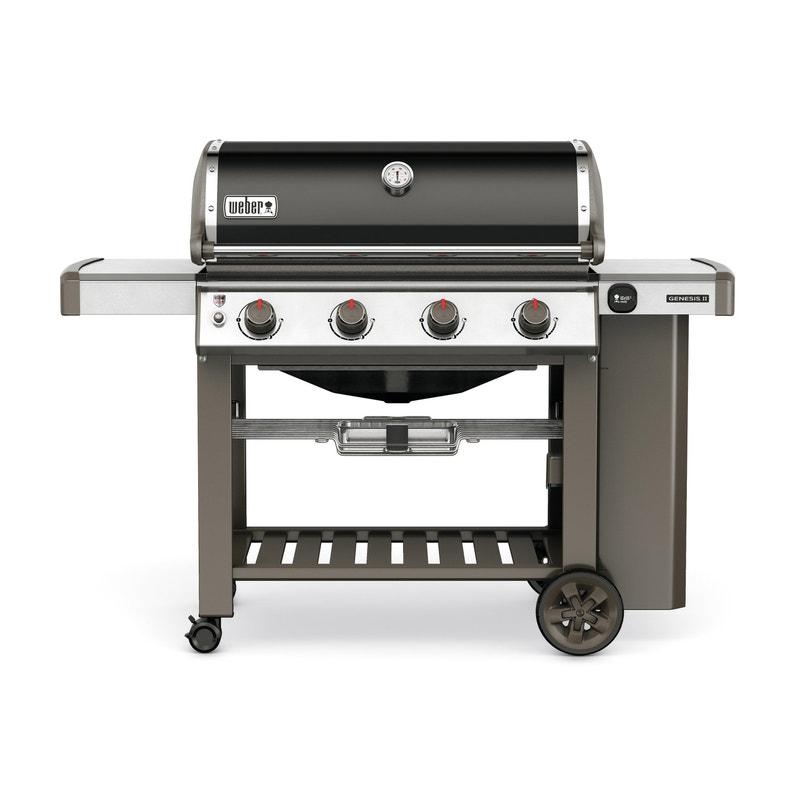 Barbecue Au Gaz Weber Genesis 2 E410 Noir