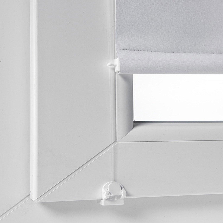 Kit De Guidage Latéral Blanc Pour Store Enrouleur Leroy Merlin