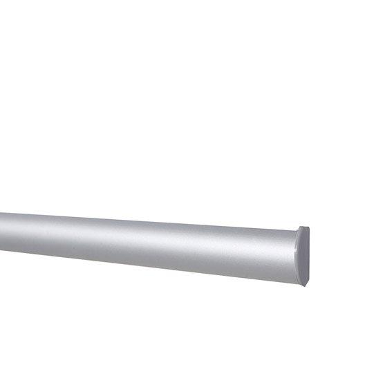 Barre de lestage clipsable aluminium pour store enrouleur ...