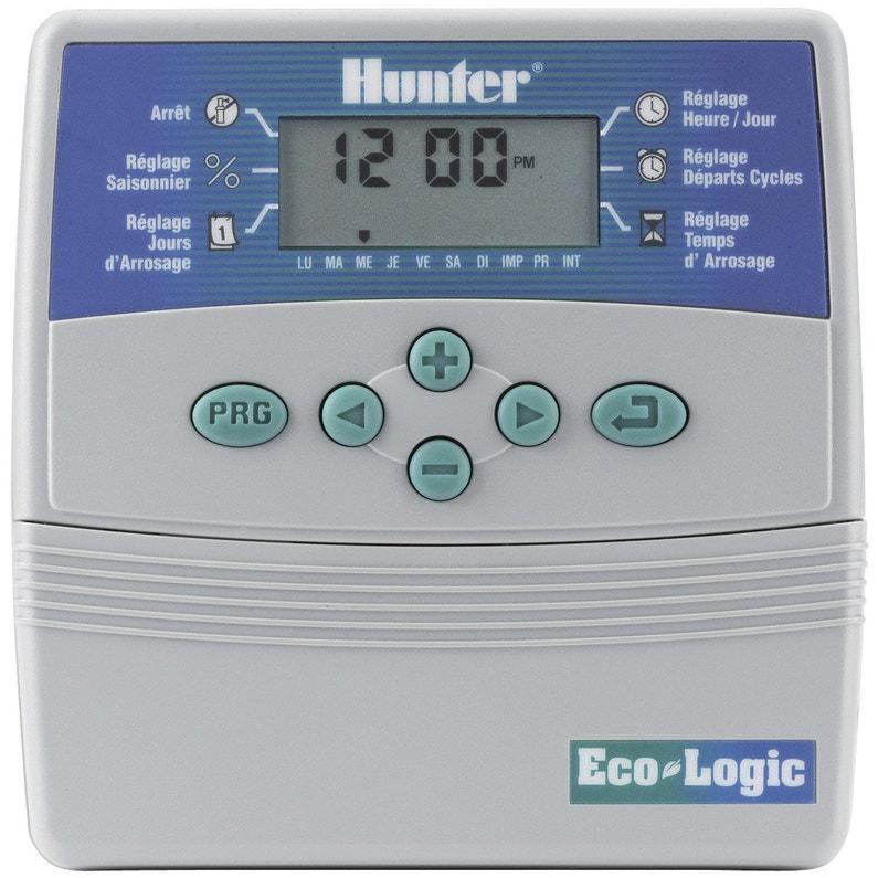 Programmateur Electrique Hunter Elc4 Multivoie