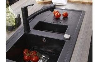 comment choisir son vier leroy merlin. Black Bedroom Furniture Sets. Home Design Ideas