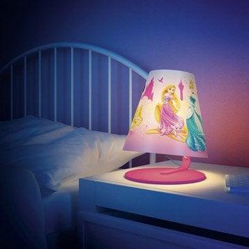 lampe princesses disney led philips. Black Bedroom Furniture Sets. Home Design Ideas