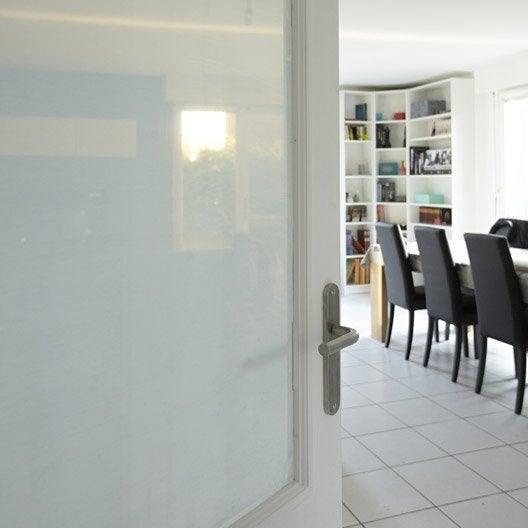 film adh sif vitrage d coratif x cm leroy merlin. Black Bedroom Furniture Sets. Home Design Ideas