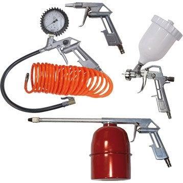 Kit de 5 accessoires pour compresseur SCHEPPACH