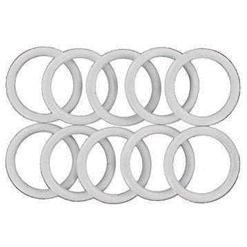Anneau barre rideau composer leroy merlin for Cable acier pour rideau