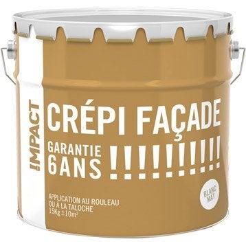 Peinture fa ade cr pi de fa ade appui de fen tre et soubassement peinture - Pose d enduit de facade ...
