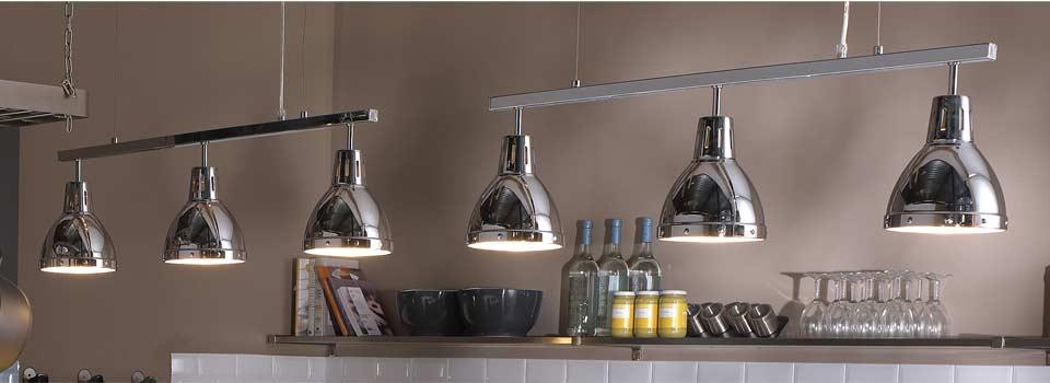 Tout savoir sur la cuisine ouverte leroy merlin - Hauteur suspension au dessus table ...