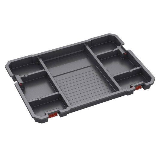 Plateau de rangement pour bo te outils systembox - Leroy merlin boite rangement ...