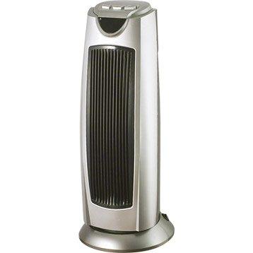 Radiateur soufflant chauffage d 39 appoint et climatisation for Radiateur electrique d appoint