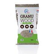 Granulés de bois GRANUWOOD en sac, 15 kg