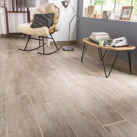 Carrelage sol et mur naturel effet bois oural x for Carrelage mosaique pour sol