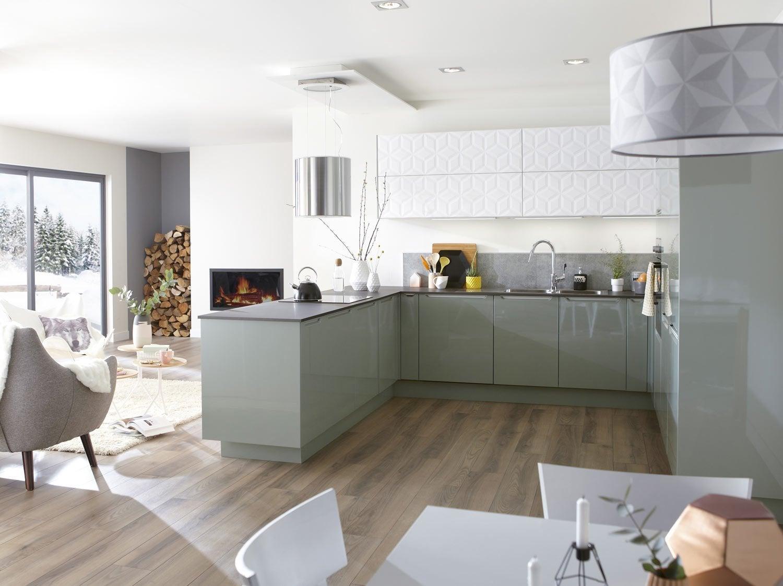 La cuisine du futur, conviviale, « verte » et connectée