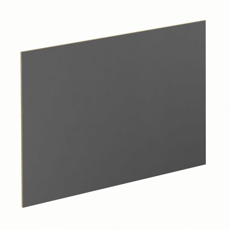 lot de 2 panneaux blanc gris fonc spaceo leroy merlin. Black Bedroom Furniture Sets. Home Design Ideas