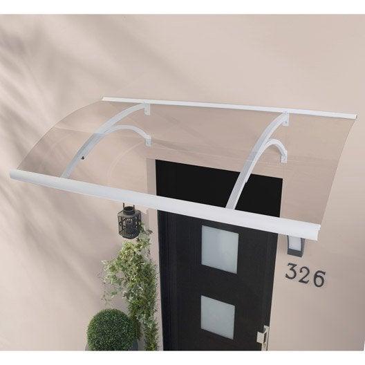 auvent marquise porte d 39 entr e au meilleur prix leroy merlin. Black Bedroom Furniture Sets. Home Design Ideas