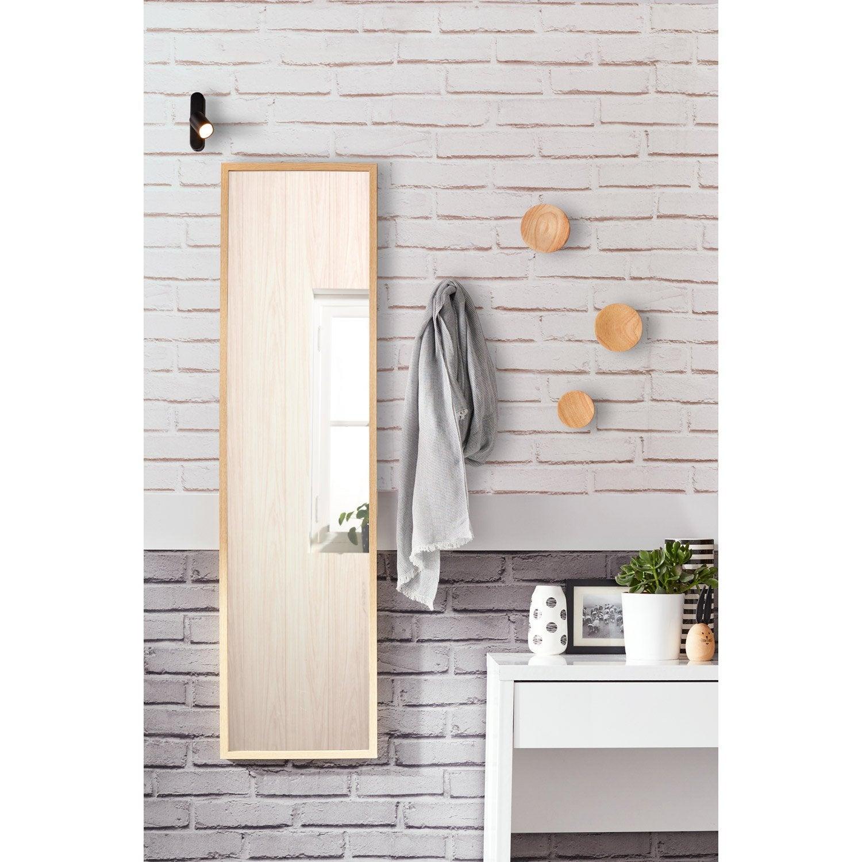 Papier Peint Loft Industriel : Papier peint brique loft blanc leroy merlin