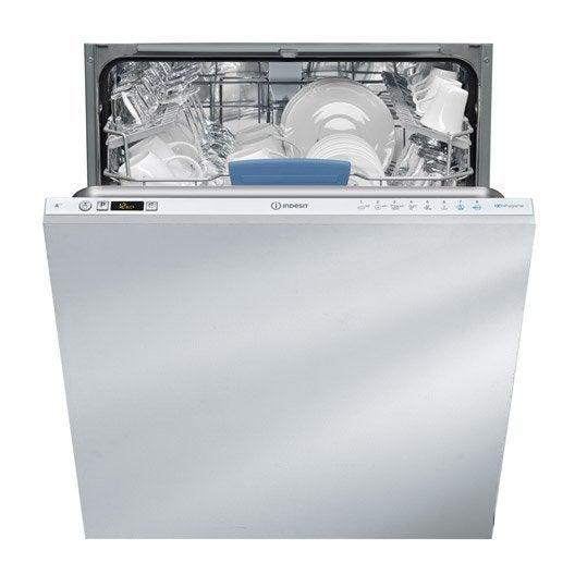 Lave-Vaisselle Intégrable L.59.5 Cm Difp8T94Z, 14 Couverts | Leroy