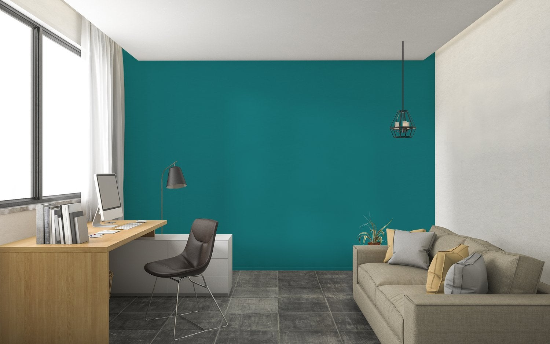 bleu pop ou bleu cascade leroy merlin. Black Bedroom Furniture Sets. Home Design Ideas