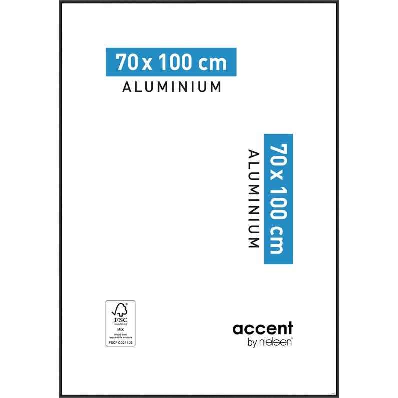 Cadre Accent 70 X 100 Cm Noir