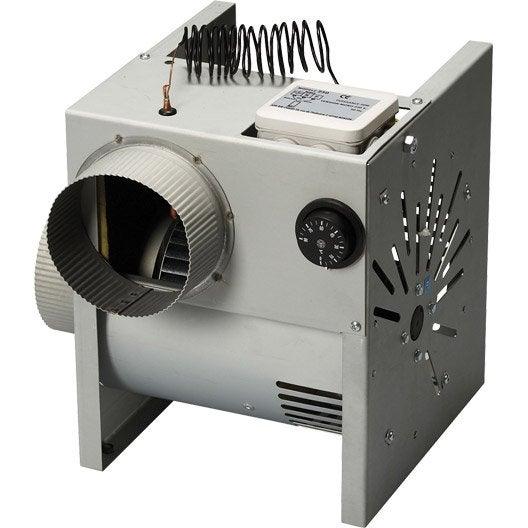 moteur de ventilation extra 350 poujoulat d bit de 350 m3 h leroy merlin. Black Bedroom Furniture Sets. Home Design Ideas