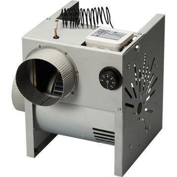 Moteur de ventilation Extra 350 POUJOULAT, débit de 350 m3/h