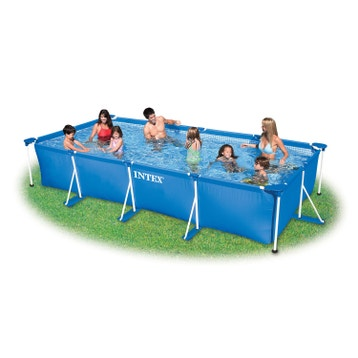 Piscine hors sol piscine bois gonflable tubulaire for Offerte piscine intex