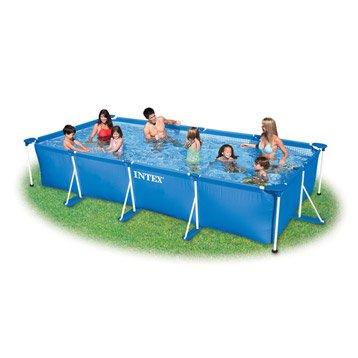 piscine hors sol autoportante tubulaire intex frame junior. Black Bedroom Furniture Sets. Home Design Ideas