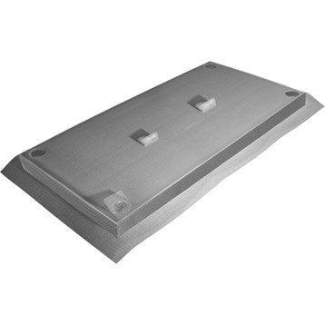 Panneaux Isol'façade graphite, épaisseur 100 mm