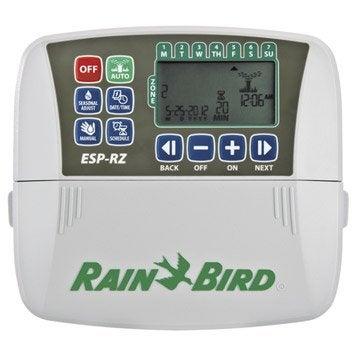 Programmateur electrique RAIN BIRD Esp-rzx4 multivoie