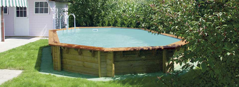 Piscine bois 1m60 for Piscine hors sol com