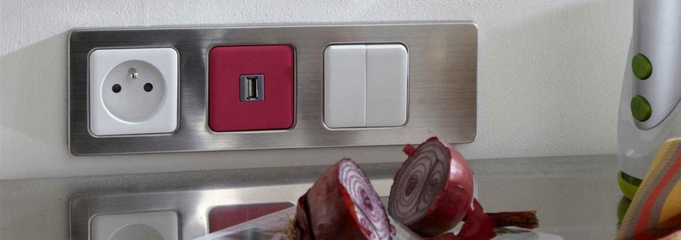 Comment choisir une prise ou un interrupteur d 39 int rieur for Changer un interrupteur mural