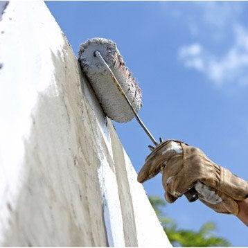Cours de bricolage leroy merlin - Comment peindre une facade crepi ...