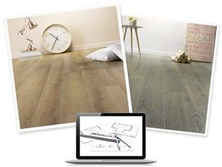 Configurer votre sol stratifié Creativ'