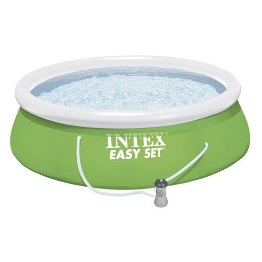 Piscine hors sol autoportante gonflable suppression intex for Piscine hors sol intex autoportante
