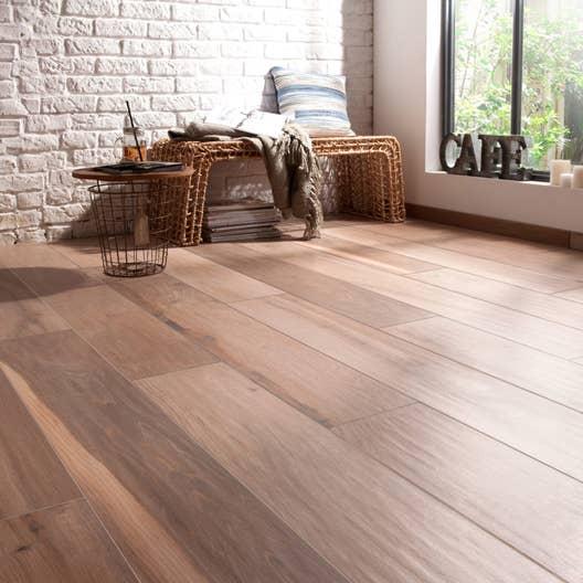 carrelage sol et mur avana effet bois authentic x l. Black Bedroom Furniture Sets. Home Design Ideas