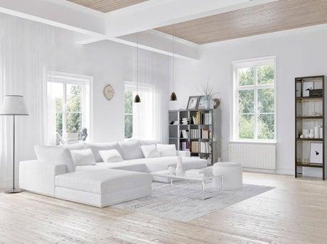 Bien choisir sa peinture blanche d int rieur leroy merlin for Choix de peinture interieur